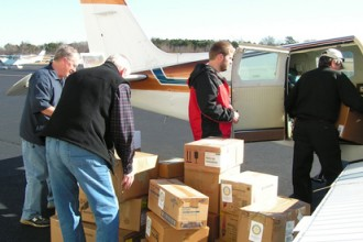 Loading-Supplies-for-Haiti