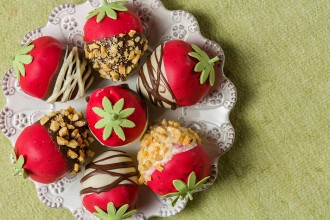strawberries-decorated