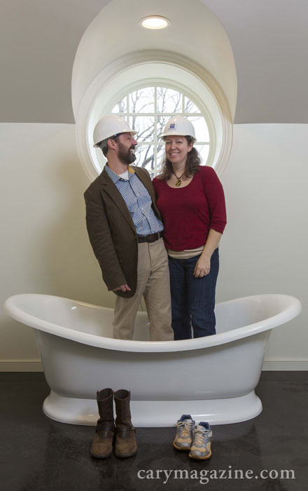 Couple behind The Mayton Inn are making themselves at home in Cary