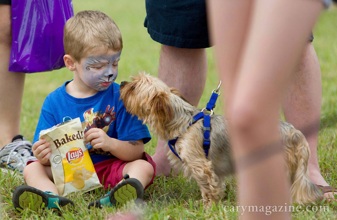 Dog Days in the Park, Holly Springs