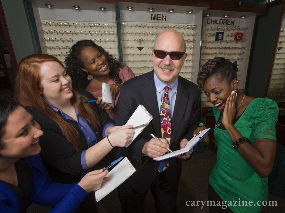 Dr. Don Cloninger, Eye Care Center