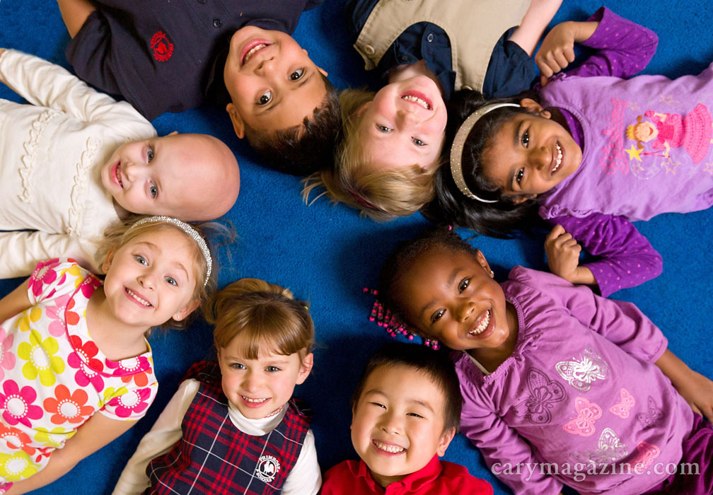 Primrose School in Cary was named Best Preschool by Cary Magazine readers in 2012.
