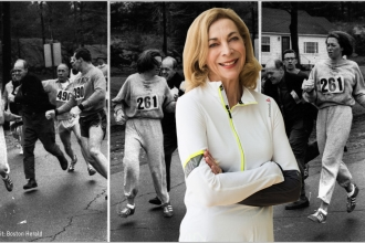 Katherine Switzer was part of a worldwide uproar in 1967 when the director of the Boston Marathon, then a men-only race, attacked her mid-stride and tried to forcefully remove her from the race. She'll be speaking in Cary as Girls on the Run of the Triangle celebrates its 16th year.