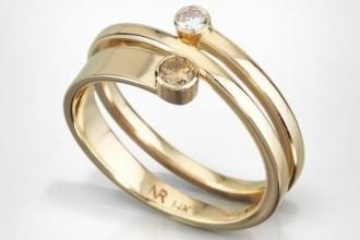 Ring by Nancy Ryall Jewelry