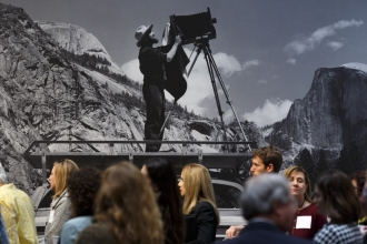 Ansel Adams captured the splendor and emotion of the American West. See the best of his works, now on exhibit at the North Carolina Museum of Art.