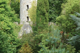 Pepperpot Tower at Powerscourt