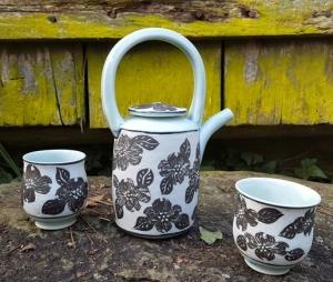 National Teapot Show Deb