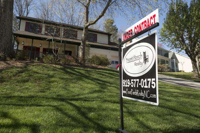 Looking for a home in Western Wake? You'll need to act fast, local real estate professionals say, as the local market is experiencing a shortage of homes in some price ranges. For example, this home in Cary sold within hours of being listed.