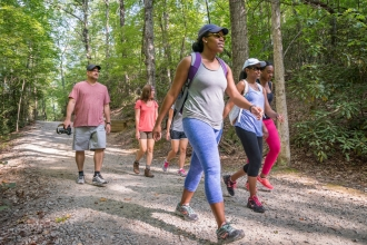 Get outside locally, or try Hike NC for adventures across the state.