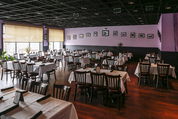 David Vance, a veteran of the food service distribution industry, opened Rock Harbor Grill late last year in downtown Fuquay-Varina.