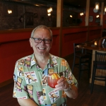 Restaurant owner David Vance.