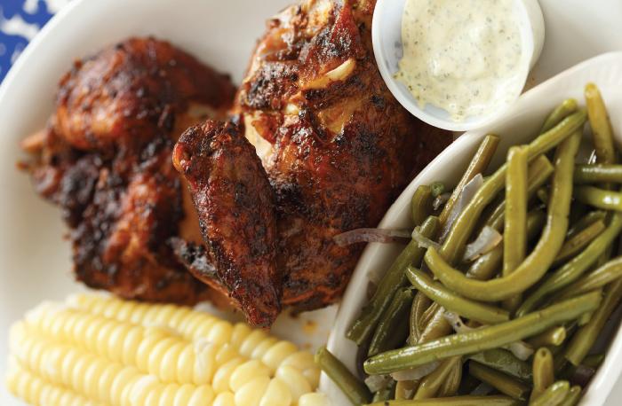 Plucky Chicken