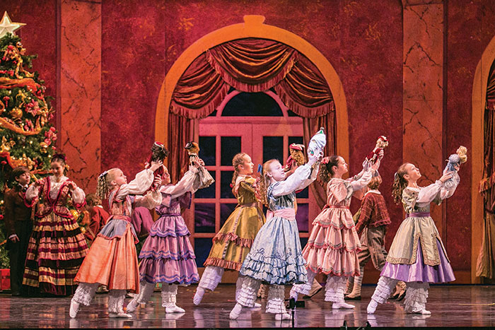 "Many area families see the ""The Nutcracker"" as part of their holiday traditions. The classic show, and watching the performances of its young ""party guests,"" can serve as children's introduction to the world of ballet."