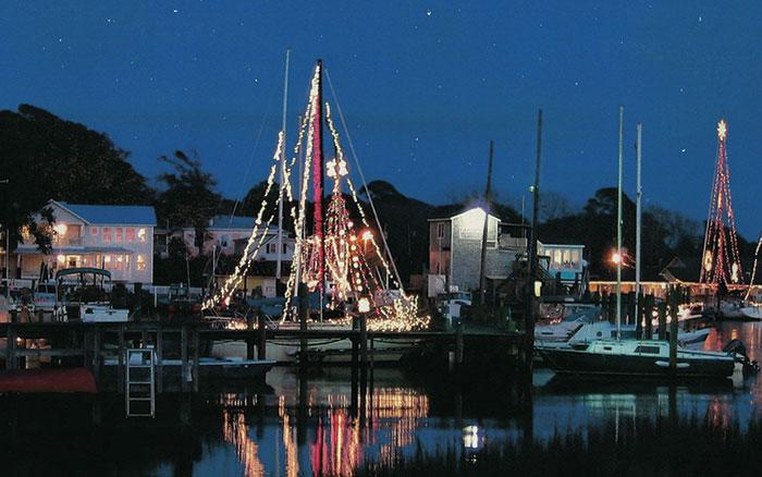 Southport Christmas Flotilla