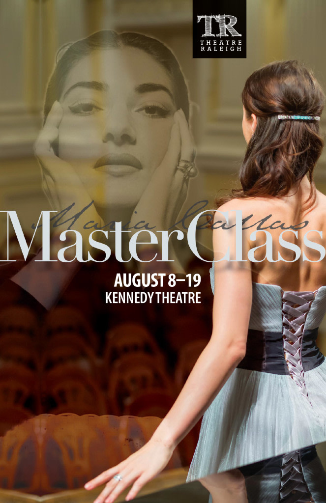 """Theatre Raleigh's """"Master Class"""""""