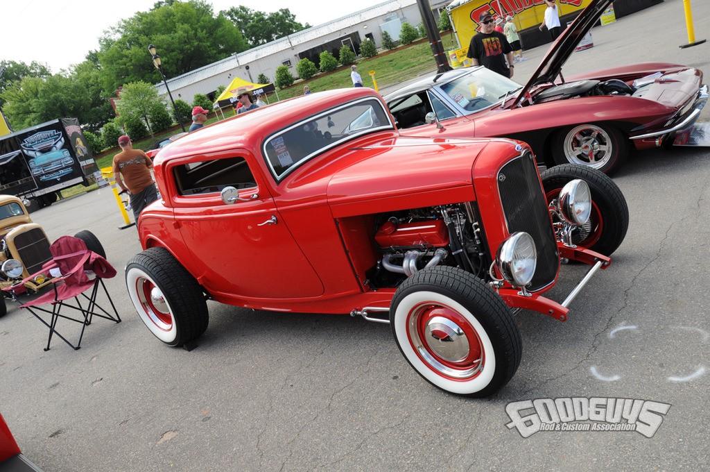 Goodguys Th North Carolina Nationals - Car show raleigh nc fairgrounds