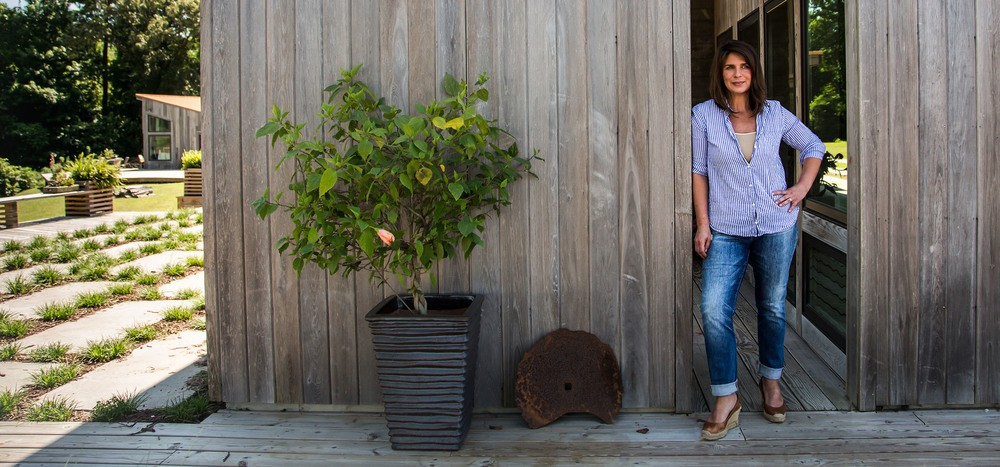Vivian Howard is the head chef at Chef and the Farmer in Kinston, N.C.