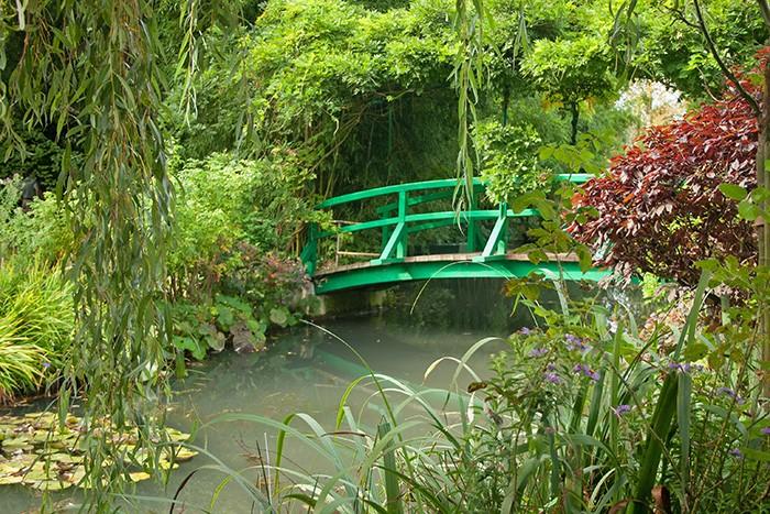 Moon Bridge at Giverny