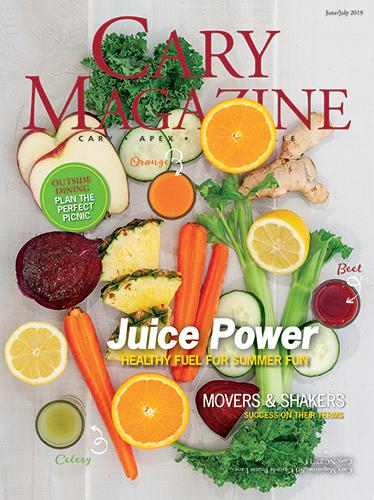 Cary Magazine - The lifestyle magazine for Western Wake County