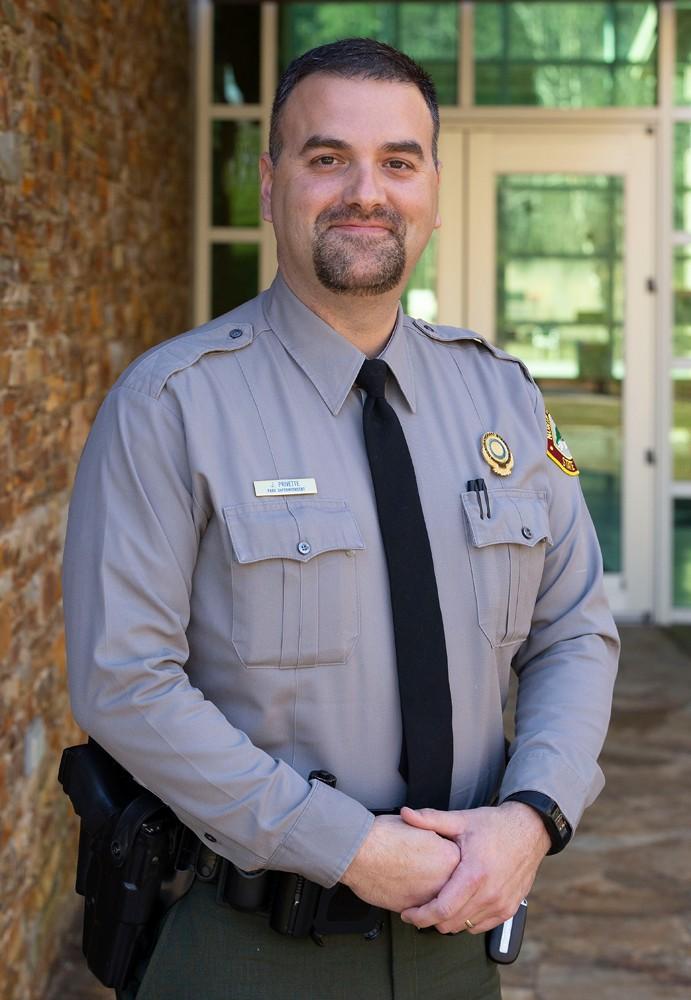 John Privette, Raven Rock State Park superintendent