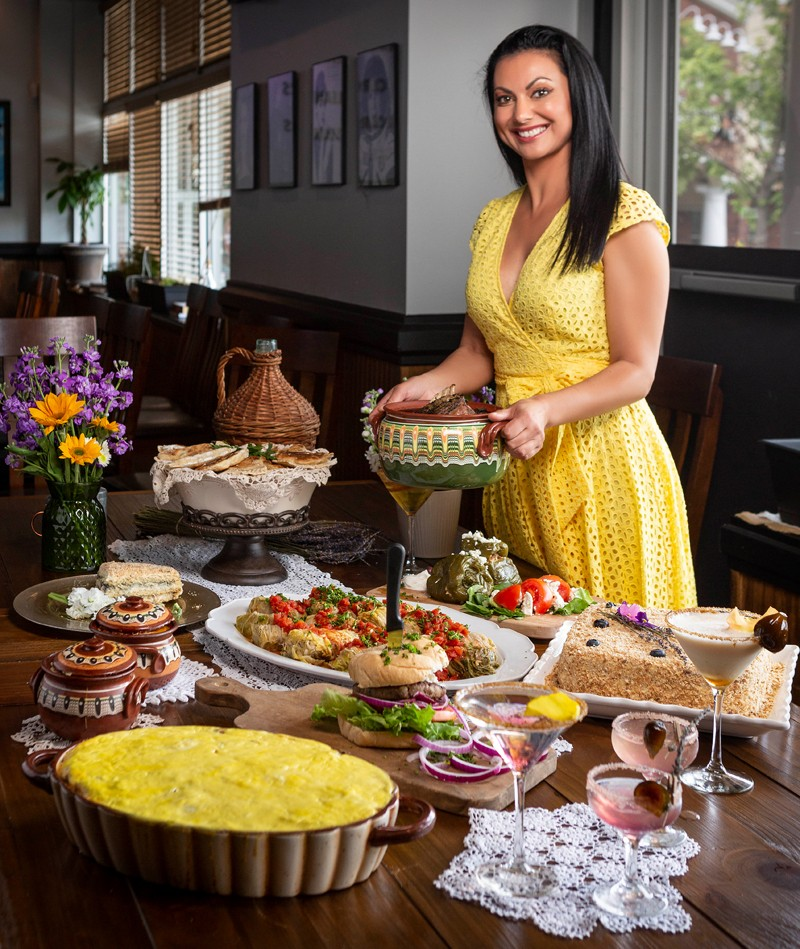 Desy Nikolova came to the U.S. from Bulgaria nearly a decade ago, and since then, she has opened two restaurants in Western Wake — Desy's Grill & Bar in Morrisville and Sophie's Grill & Bar in Cary.