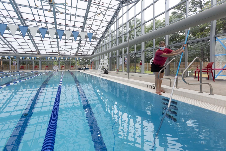 Saginaw Family Aquatic Center | Counsilman-Hunsaker