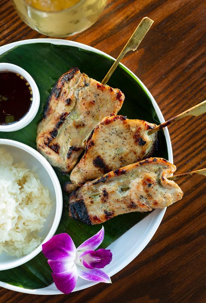 Osha Thai Kitchen Sushi Cary Magazine